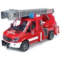 Mercedes Sprinter brandweer ladderwagen Bruder