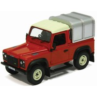 Land Rover Defender 90 laadkap Britains