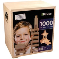 Bblocks 1000 stuks in kist