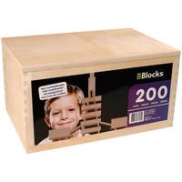 Bblocks 200 stuks in kist