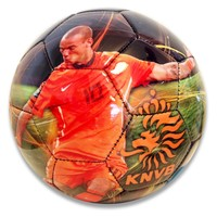 Bal holland leer groot KNVB Sneijder