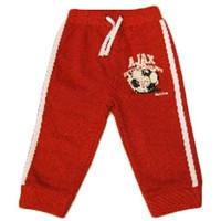 Baby pant ajax rood little soccer fan