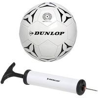 Bal Dunlop leer groot met ballenpomp