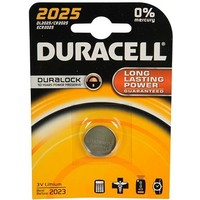 Knoopcel Duracell Professional Lithium CR2025: 3V