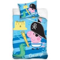 Dekbedovertrek Peppa Pig George