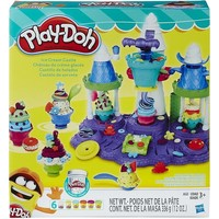 IJskasteel Play-Doh: 336 gram