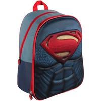 Rugzak Superman 3d: 40x29x15 cm