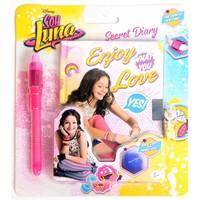 Geheim dagboek + UV pen Soy Luna