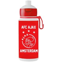 Pop-up beker ajax wit/rood/wit AFC Mepal