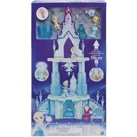 Mini Princess Frozen: Magisch rijzend kasteel Frozen