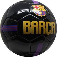 Bal barcelona leer groot zwart forza