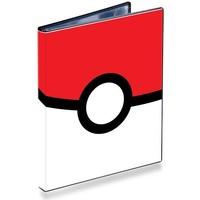 Pokemon verzamelmap 4-pocket: Pokeball