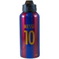 Bidon barcelona blauw/rood aluminium Messi: 400 ml