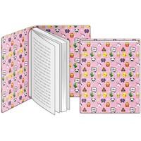 Boekenkaft Emo Fun: 22x40 cm
