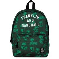 Rugzak Franklin M. Boys green: 40x30x15 cm