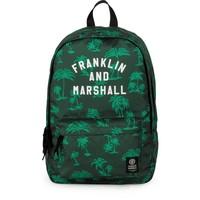 Rugzak Franklin M. Boys green: 43x30x18 cm