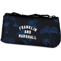 Etui Franklin M. Boys blue: 10x21x6 cm
