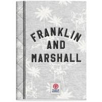 Schrift Franklin M. Girls A4 geruit