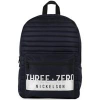 Rugzak Nickelson Boys blue: 41x30x16 cm