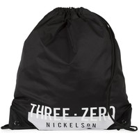 Zwemtas Nickelson Boys black: 43x39 cm