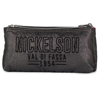 Etui Nickelson Girls silver: 10x21x6 cm