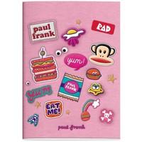 Schrift Paul Frank Girls A4 geruit