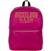 Rugzak Nickelson Girls pink: 43x33x17 cm