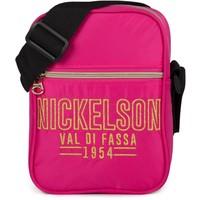 Schoudertas Nickelson Girls pink: 20x15x5 cm
