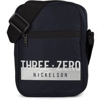 Schoudertas Nickelson Boys blue: 20x15x5 cm