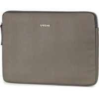 Laptop sleeve Supertrash green: 24x33 cm