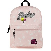 Rugzak Replay Girls pink: 43x33x17 cm