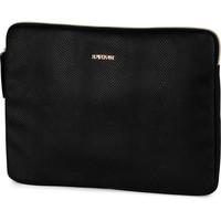 Laptop sleeve Supertrash black: 24x33 cm