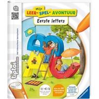 Boek Tiptoi: Mijn leer-spel: Eerste letters