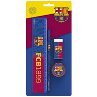 Schrijfset barcelona FCB1899 4-delig