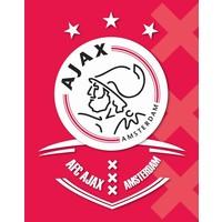 Schrift ajax AFC A5 gelijnd 3-pack