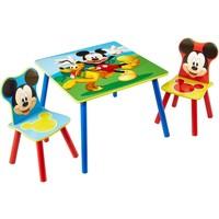Mickey Mouse Tafel met stoeltjes