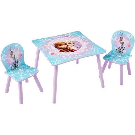 Frozen Disney Frozen Tafel met stoeltjes