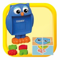 Professor Uil Puzzel Tomy Toddler
