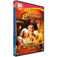 Piet Piraat DVD - Betoverende kroon