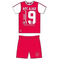 Shortama ajax rood/wit AFC 1900
