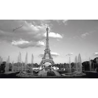 Stickerbehang RoomMates Paris 91x152 cm