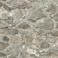 Wandsticker RoomMates Peel & Stick Decor Weathered Stone