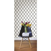 Wandsticker RoomMates Peel & Stick Decor Modern Trellis