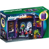 Speelbox Spookhuis Playmobil