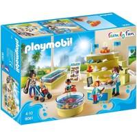 Aquariumshop Playmobil