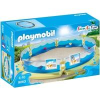 Bassin voor zeedieren Playmobil