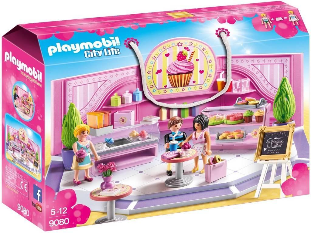 Taartenwinkel Playmobil