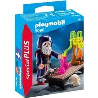 Tovenaar met laboratorium Playmobil