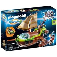 Galjoen Kameleon met Ruby Playmobil