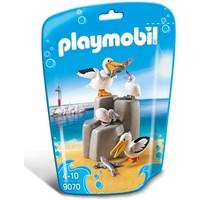 Pelikaanfamilie Playmobil